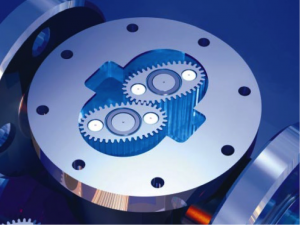 Positive Displacement Oval Gear Flow Meters
